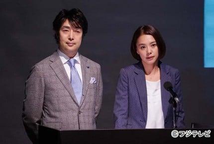 元劇団四季の下村尊則が『営業部長 吉良奈津子』でテレビドラマデビュー!