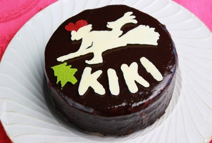 【ジブリ】魔女の宅急便キキのケーキを作ってみた!