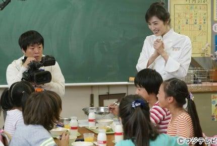 """子ども達の""""美味しい!""""がもう聞けた!『Chef~三ツ星の給食~』第2話レビュー"""