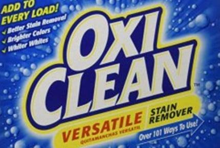 コストコで人気の漂白剤「オキシクリーン」を5年間使ってみました