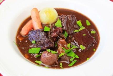 『のだめカンタービレ』牛肉の赤ワイン煮を作ってみた!