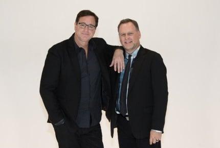 あのホームドラマ『フルハウス』のダニーパパとジョーイおじさんが帰ってきた! ドラマ『フラーハウス』配信記念インタビュー