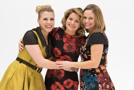 あの大人気ファミリードラマ『フルハウス』が帰ってきた! 『フラーハウス』キャスト3人のママが、日本のママたちに送るメッセージとは?