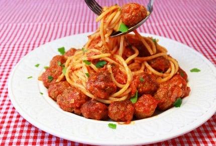 ルパン三世 カリオストロの城ミートボールスパゲッティを作ってみた!