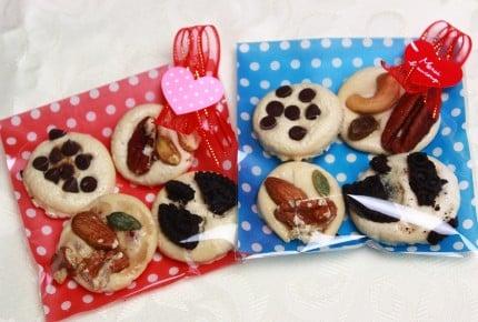 マシュマロ焼くだけ!?こんなに可愛いクッキーが簡単に作れる!