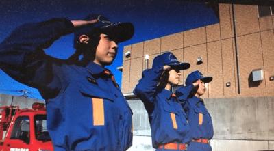 大切な家族が住む、地域の安全・安心のために…!女性消防団員というかかわり方