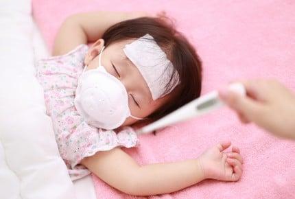 大流行中のインフルエンザと胃腸炎、予防と対処法は?