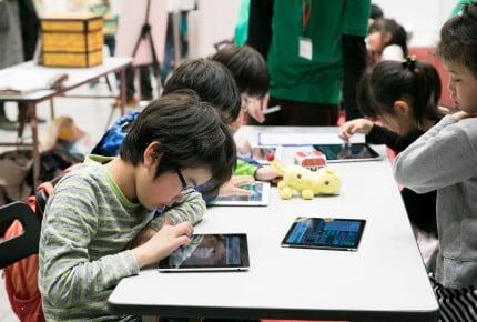 マイクラキャラでプログラミング初体験!子どもたちの反応は?~学研×ママスタ「プログラミングワークショップ」~