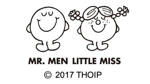 MR.MEN LITTLE MISS