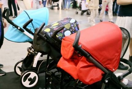 最新育児グッズいっぱいの「マタニティ&ベビーフェスタ」でハイスペックなベビーカーを発見♪