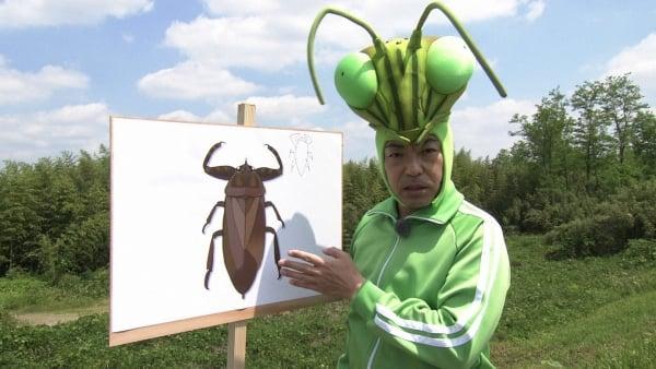 香川照之の昆虫すごいぜ3