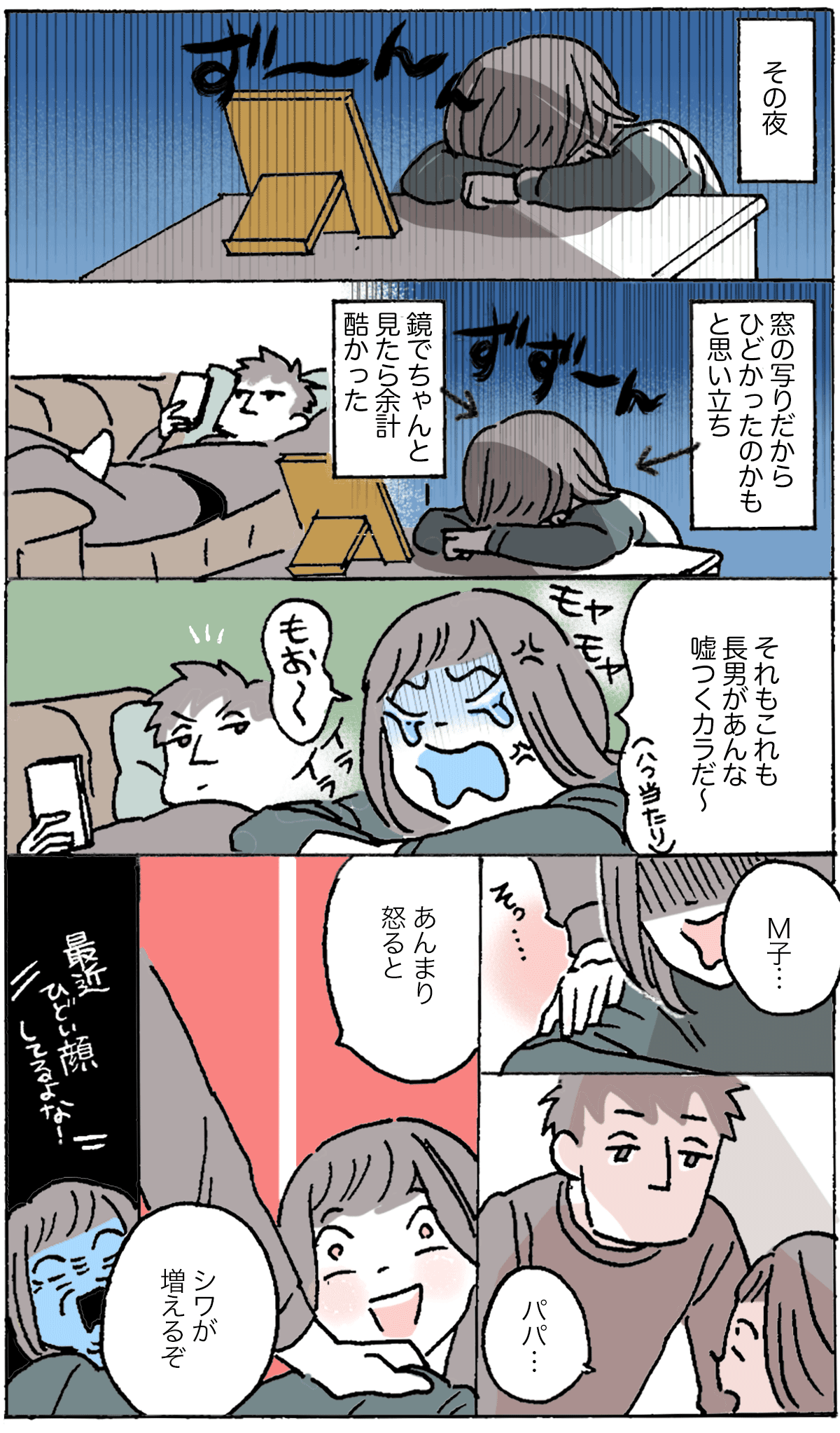 M家の日常_資生堂4