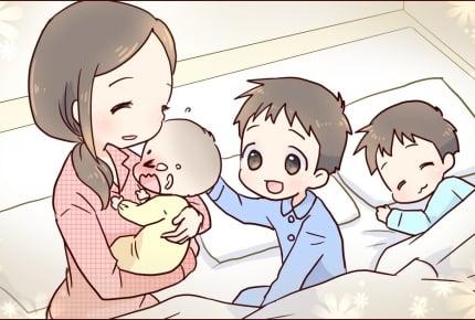 「赤ちゃんが可愛いということさえ忘れかけていた私にずしんと響いた言葉でした」#あの人に今ありがとう