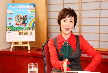 戸田恵子さん&中山秀征さんが語る、子ども映画祭「キネコ」の魅力<後編>