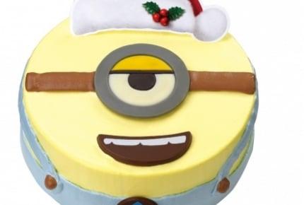 ミニオンも登場!2017年のサーティワン「クリスマスケーキ」とは?