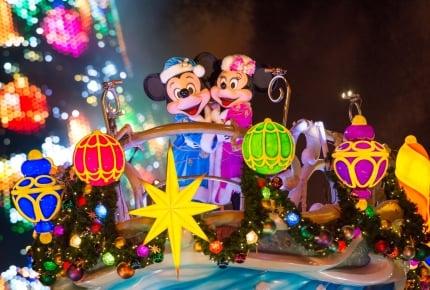 東京ディズニーシー、雪が舞い降りるロマンティックなクリスマスイベント開始