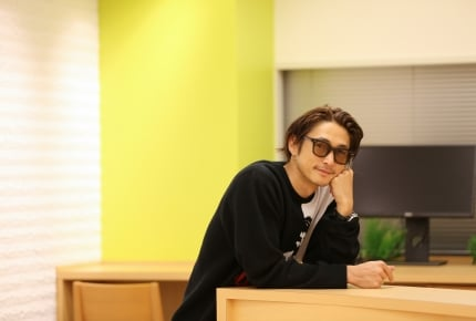 窪塚洋介:第1回 両親の仲が良く、今振り返ると幸せな子ども時代を過ごしたなと思います