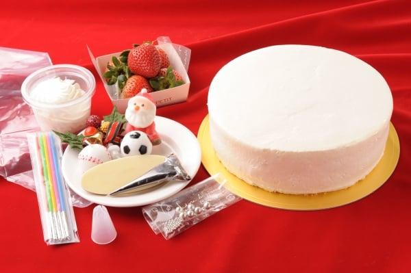 ベリーベリー「マイデコレーション・クリスマスケーキ・ボーイズ」(キット)