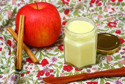 【レンジで簡単!】パンに塗ると美味しい! りんごバター