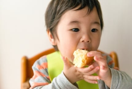 """食物アレルギーを持つお子さんでも""""安心しておやつが食べられる""""方法"""