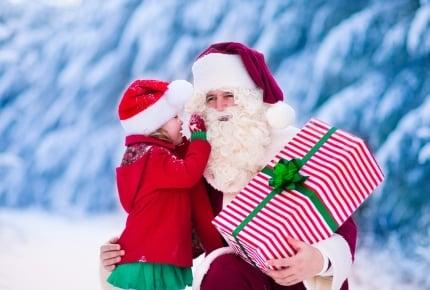 思わずサンタさんも笑っちゃう?子どもの意外な「プレゼントのおねだり」