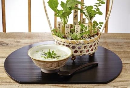 1月7日はなぜ「七草粥」を食べるの?赤ちゃんも食べて大丈夫?