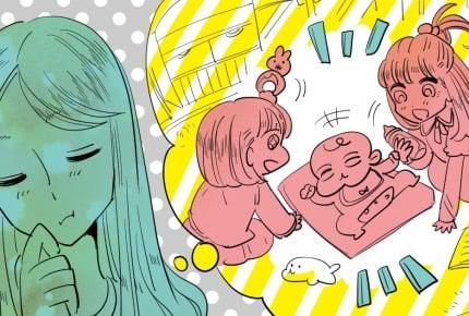 """3人目の出産を悩む""""壁""""とは……?妊娠を決意したキッカケ"""