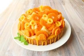 8.おひさまのチーズケーキ