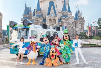 地方住みでも夢が叶う!ミッキーマウスと仲間たちの「全国約20都市の訪問」が決定