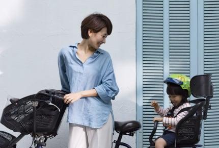 子ども乗せ電動自転車、タイヤは大きめがいい?それとも小さめ?乗っているママの意見は
