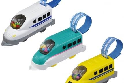 1歳半から遊べるプラレール車両がついに登場!安全性も配慮された「はじめてのプラレール」は 2月15日(木)発売