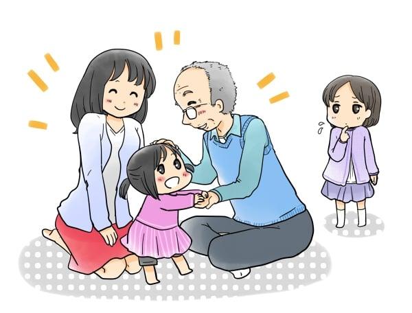 祖父母が孫を平等に愛さない!?...