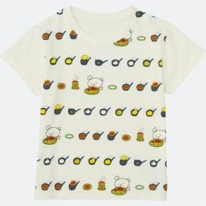 ユニクロBABY_えほんコレクション_グラフィックTシャツ2