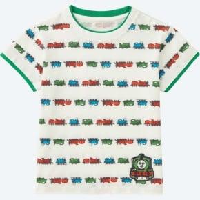 きかんしゃトーマス_グラフィックTシャツ3