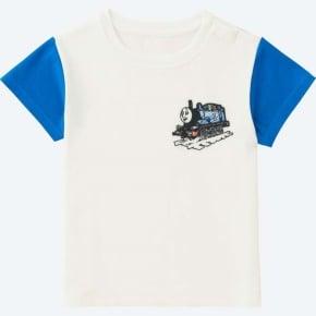 きかんしゃトーマス_グラフィックTシャツ2