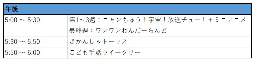 改編 e テレ