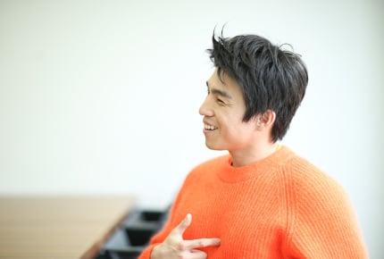 中尾明慶:第3回 保育園の子どもたちに「パイナップルくん」って呼ばれてるんです