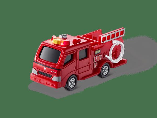 モリタ CD-I型 ポンプ消防車