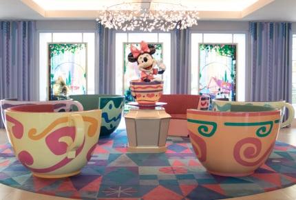 開園15分前から対象エリアに入場できる!女の子の夢を叶える「東京ディズニーセレブレーションホテル®:ウィッシュ」の魅力とは