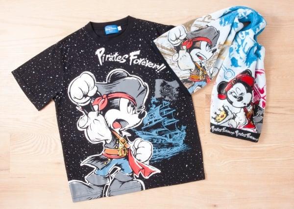 Tシャツ 1,900~2,900円 フェイスタオル 1,400円