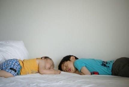 保育園でお昼寝は必要!?寝ない子のママがやるべきことは