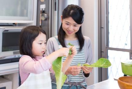 「お手伝い」は子どもの自立心や責任感を育む大切なお仕事。お願いする時期はいつ頃がいいの?