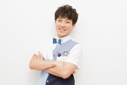 アーティスト横山だいすけさんの新曲『笑顔をあつめて』が発売!変顔で歌うMVも必見