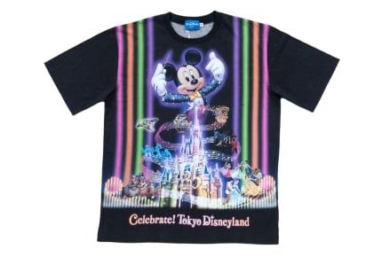7月10日から始まる「Celebrate! Tokyo Disneyland」を記念したスペシャルグッズ!7月8日から販売スタート