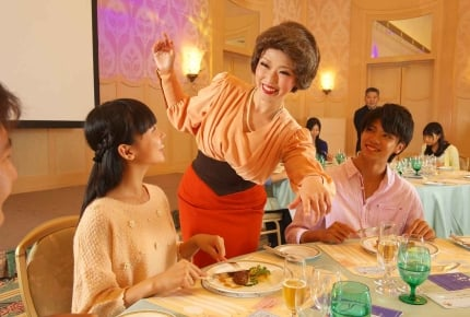 子どものコース料理デビューにぴったり!親子で楽しく学べるテーブルマナーレッスンがディズニーアンバサダーホテルで8月6日(月)開催