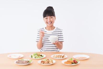 しっかり派?簡単派?子どもの朝食、何を食べさせてる?