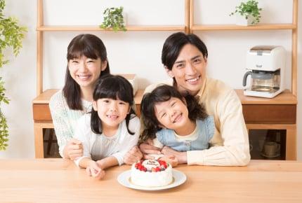 ハッピーバースデー!ママの誕生日の過ごし方は外食、ケーキ、サプライズ?それともあっさり?