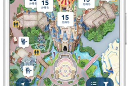 東京ディズニーリゾート・アプリが7月5日に登場!チケット購入からレストラン予約、お土産まで!?