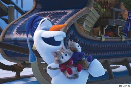 アニメーターたちが仕込んだ隠れネタはどこ?『アナと雪の女王/家族の思い出』デジタル配信&ブルーレイ・DVDセット発売