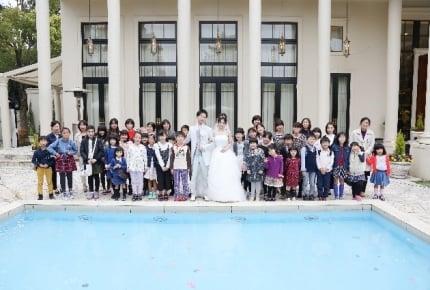 「模擬挙式」や「職業体験」を通じて子どもたちに「結婚式」を身近に感じてもらうイベント「T&Gキッズプロジェクト」が7月より開催